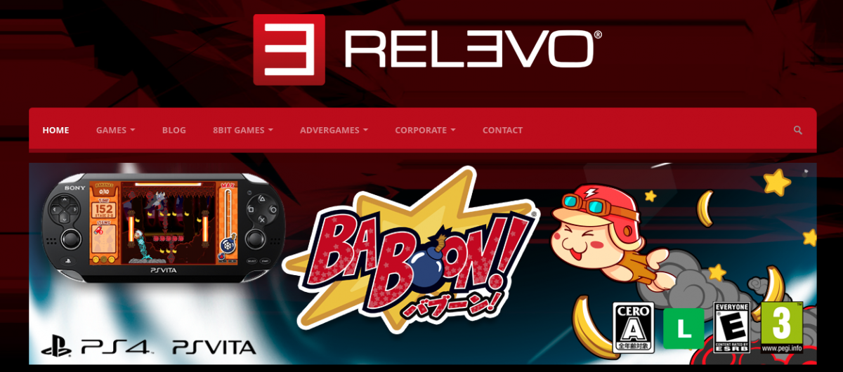 Relevo Games - Baboon