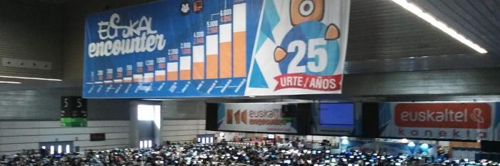 Euskal Encounter 2017, vuelve la macroparty al BEC