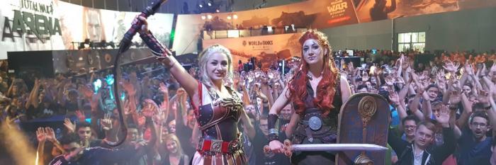 Gamescom 2017, la industria se viste de gala en Colonia