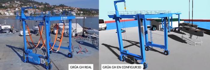 Configur3d - GH Cranes