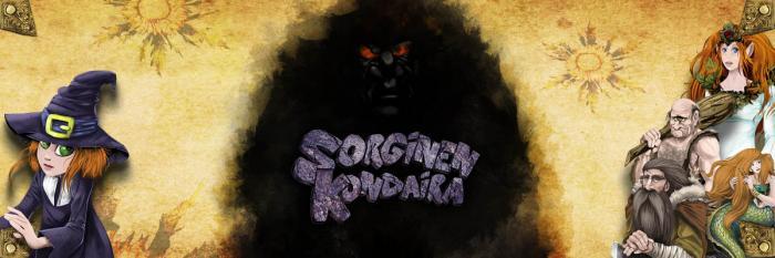 Sorginen Kondaira, comienza la aventura