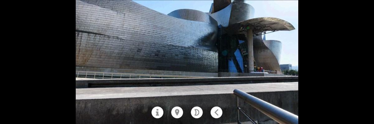 Bilbo VR, Museo Guggenheim