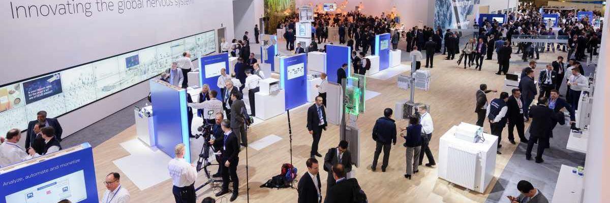 Virtualización, la apuesta de las tecnológicas para este 2017 - MWC Barcelona - Stands