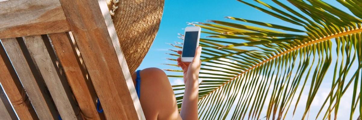 Aplicaciones, tus compañeras en vacaciones
