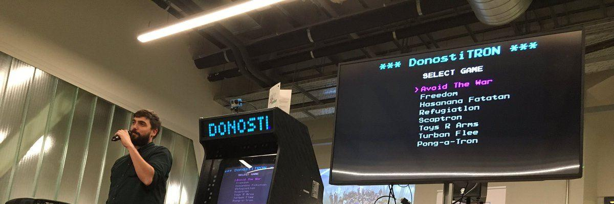 Donosti Tron Jam 2016
