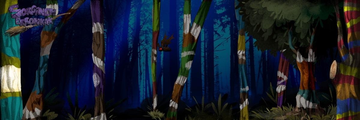 Sorginen Erronkak - Reto Agilidad - Bosque de Oma