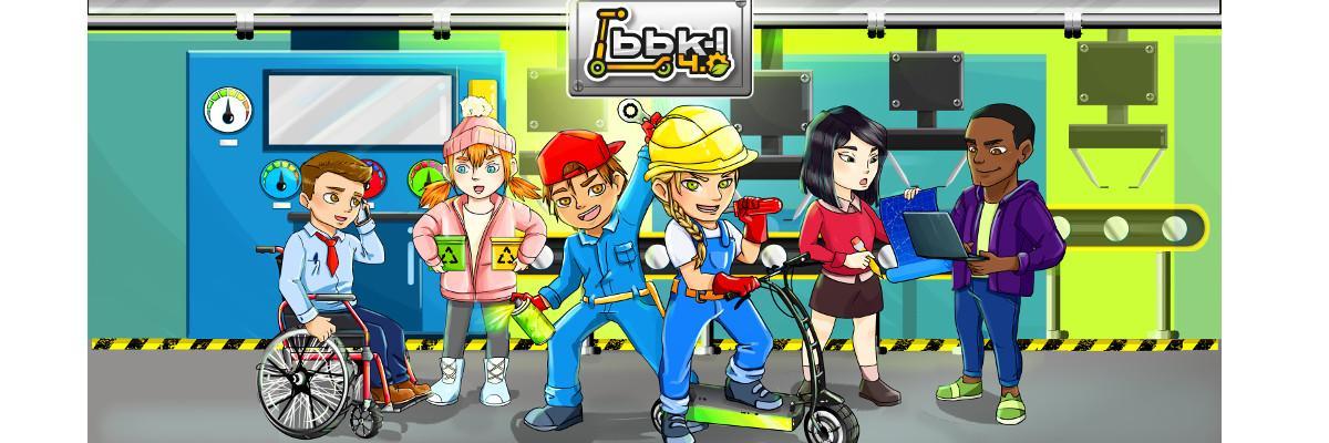 BBK-i40 videojuego