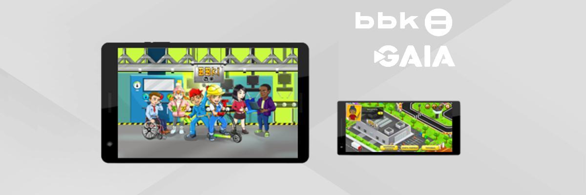 Videojuego BBK-i40 Gaia