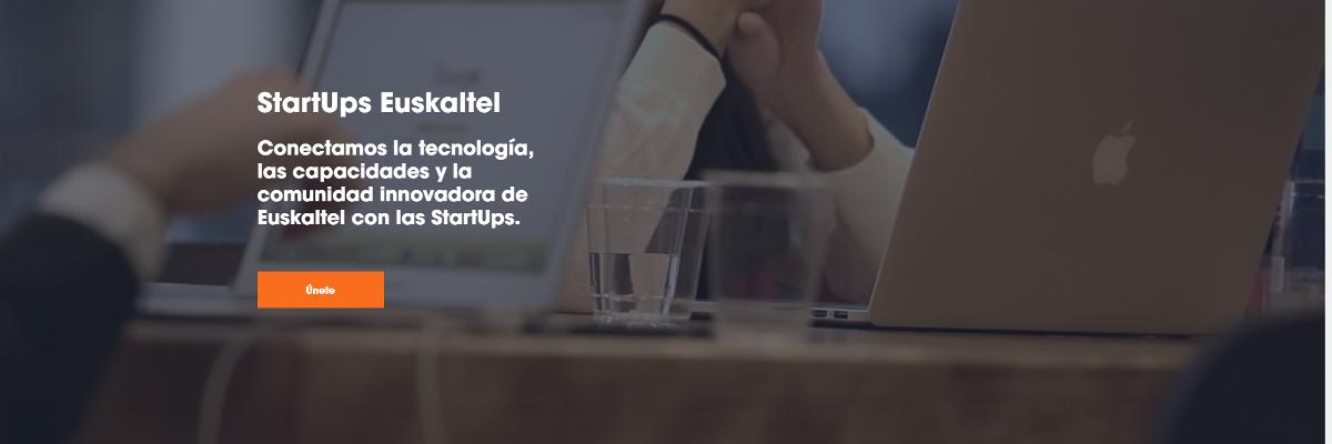 StartUps Euskaltel