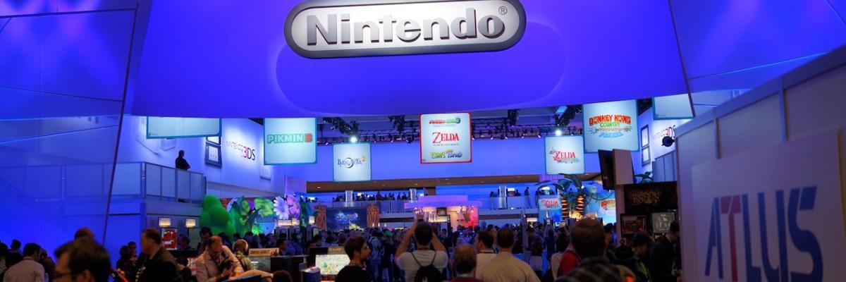 e3 2016 - Stand de Nintendo