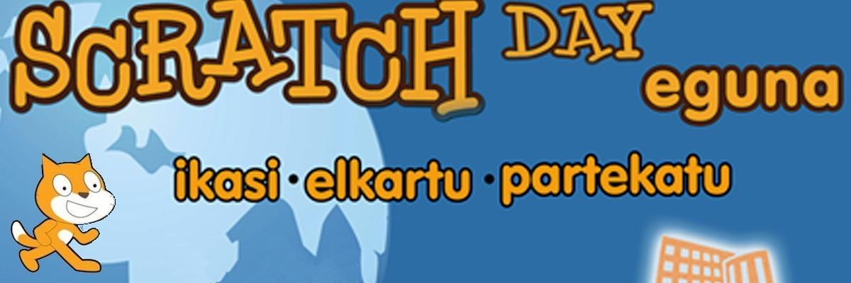 Scratch Eguna, lo que ocurre cuando les das herramientas a los más pequeños