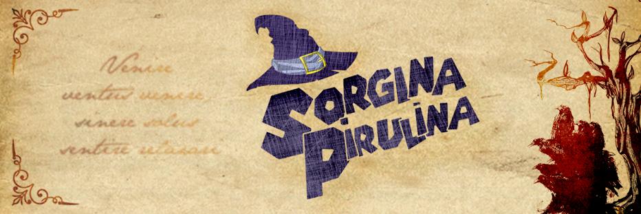 Sorgina Pirulina Logo