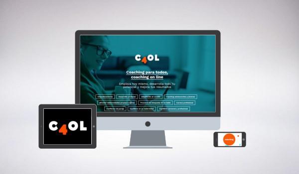 C4ol Plataforma web