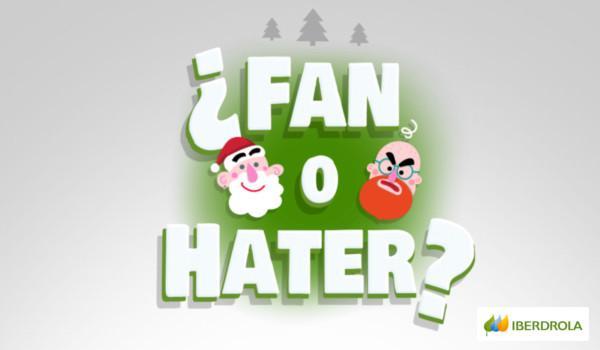 Fan o Hater de la navidad