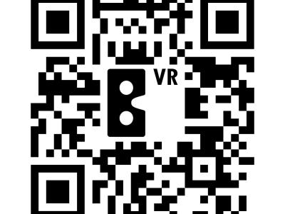 Bilbo VR - código QR