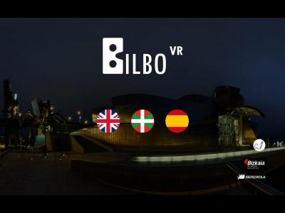 Bilbo VR - Menú