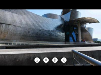 Bilbo VR - Museo Guggenheim - Día