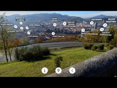 Bilbo VR - Museo Guggenheim - Selección de Lugares
