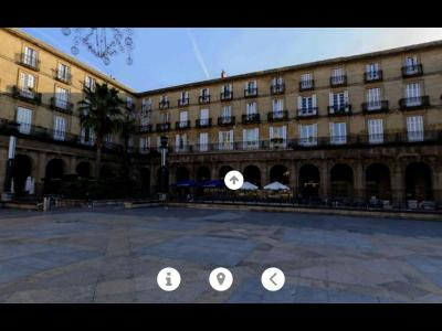 Bilbo VR - Plaza Nueva Interior