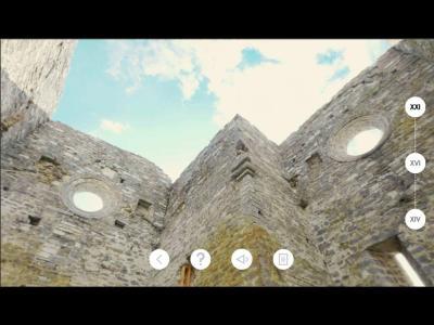Arkikus VR app