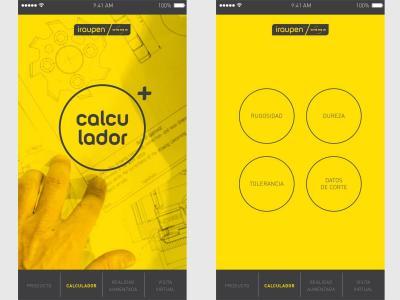 App Vívelo Calculator