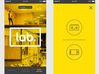 App Vívelo lab