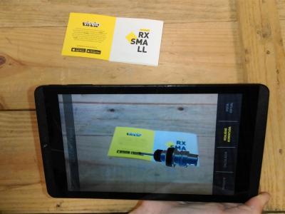 App Vívelo Realidad aumentada