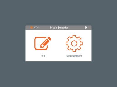 IPF Configurator