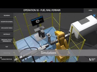 GTS Simulaciones