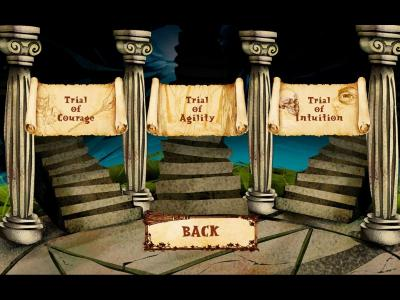 Witch Challenge Minigames